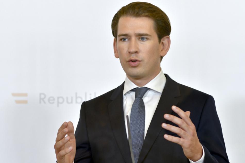 Sebastian Kurz (34), Österreichischer Bundeskanzler.