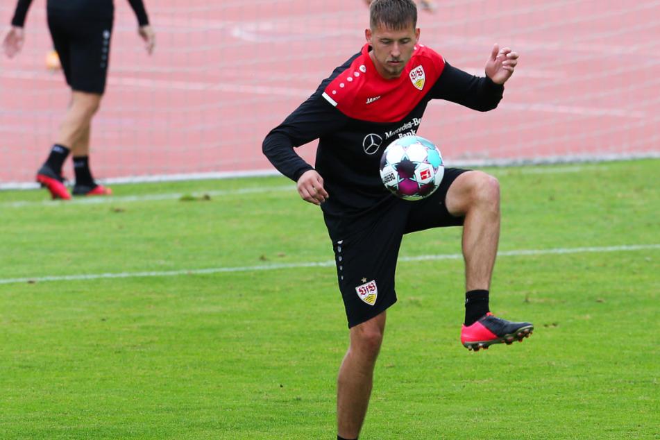 Waldemar Anton (24) ist nach seiner Verletzung wieder am Ball.