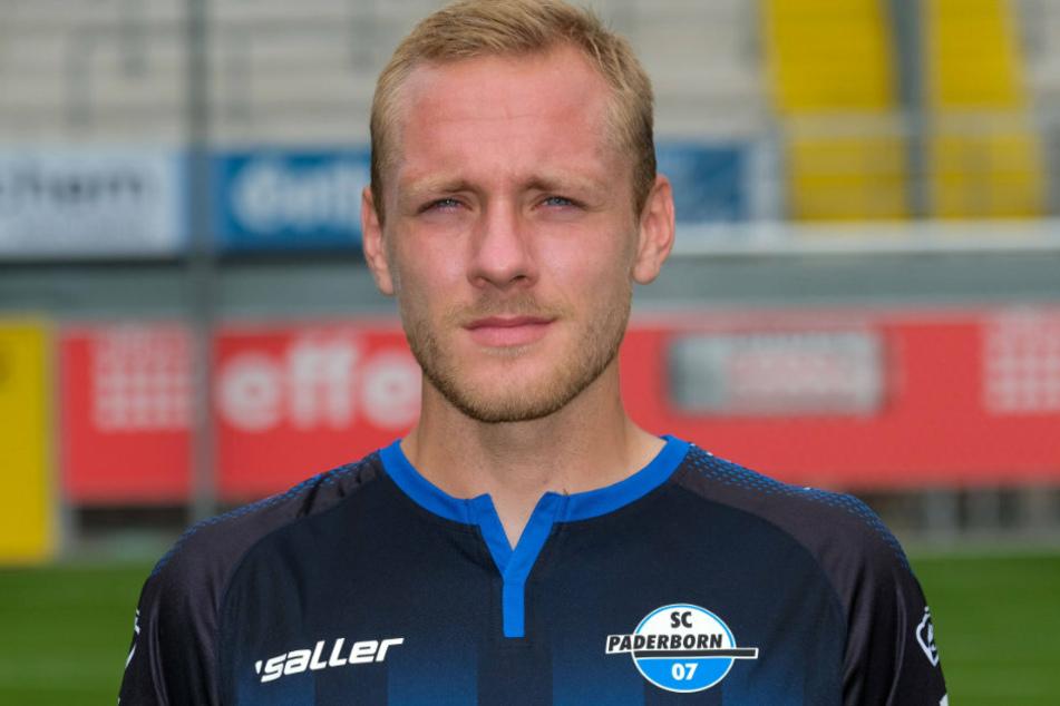 Ben Zolinski war zuletzt in Paderborn.