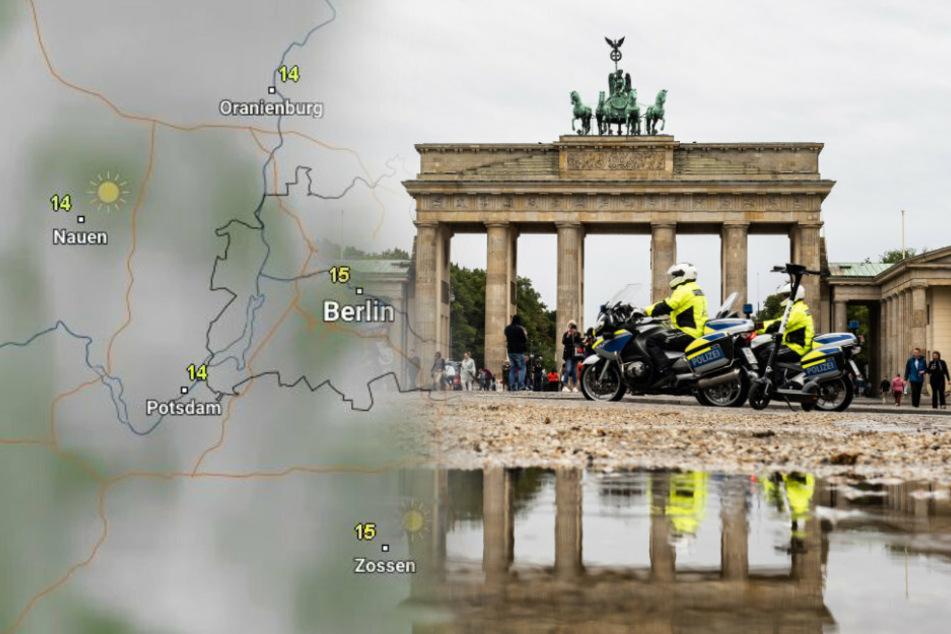 Wetterumschwung in Berlin und Brandenburg: Der Herbst kommt!