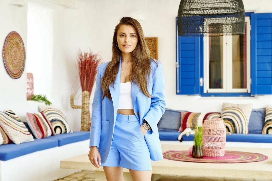 Schauspielerin und Model Sophia Thomalla (31) moderiert die erste Promi-Ausgabe der Kuppelshow.