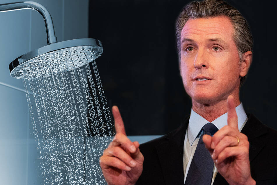 Governor Gavin Newsom asks Californians to voluntarily cut water use amid drought