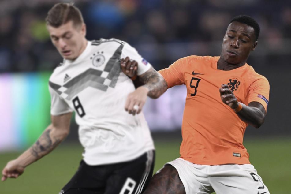 Messerstecher-Skandal um Ajax-Profi? Polizei nimmt Nationalspieler Promes fest!