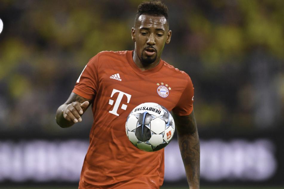 Jérôme Boateng würde derzeit nur allzu gern für den FC Bayern auf dem Rasen stehen.
