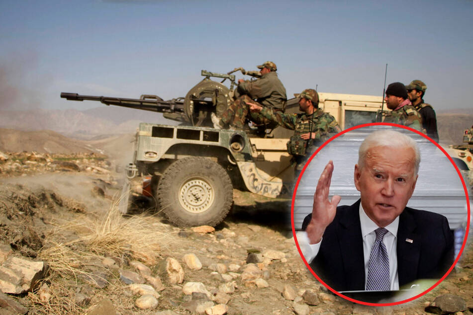Biden wants to withdraw US troops from Afghanistan by September 11