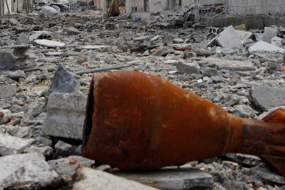 In Afghanistan sind während einer Hochzeit mindestens sieben Zivilisten durch Granatenbeschuss getötet worden. (Symbolbild)