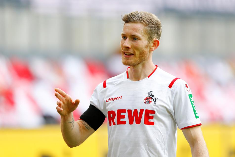 Florian Kainz (27) wird dem 1. FC Köln nach einer Knie-Op vorerst fehlen.