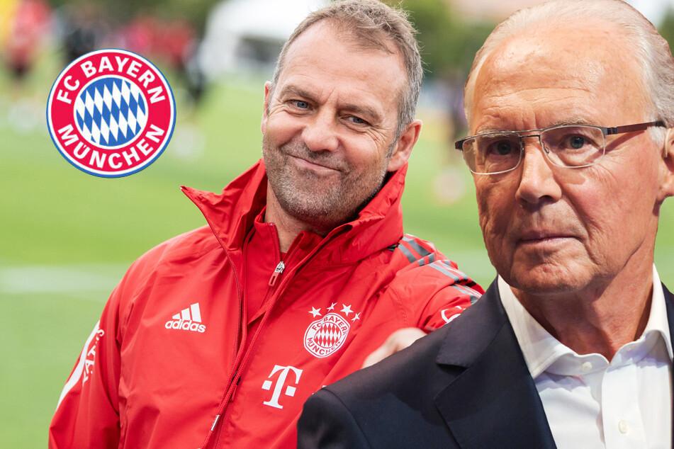 """Beckenbauer über Flick: """"Kannst ihm einen 100-jährigen Vertrag geben"""""""