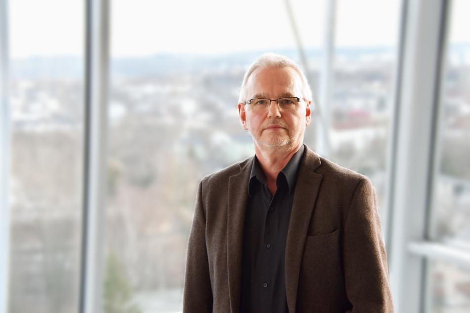 Der Chemnitzer Infektiologe Dr. Thomas Grünewald warnt vor dem Corona-Antikörpertest.