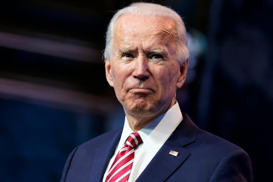 Der zukünftige Präsident der USA: Joe Biden (78).