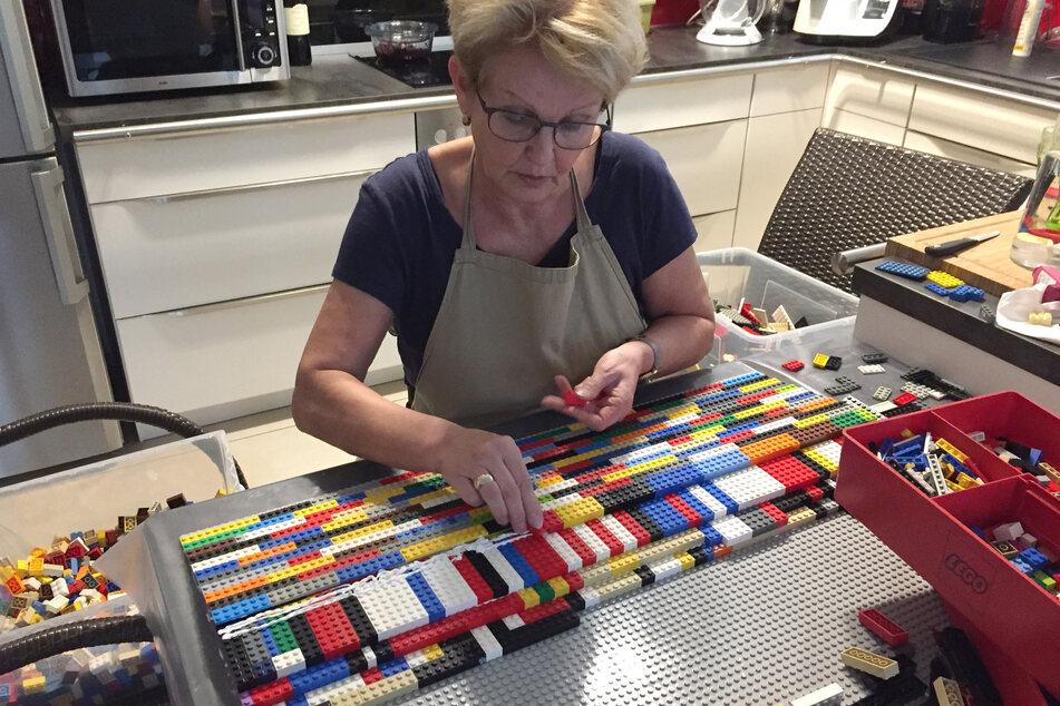 Was diese Frau aus Legosteinen baut, ist ein Segen für alle Rollstuhlfahrer