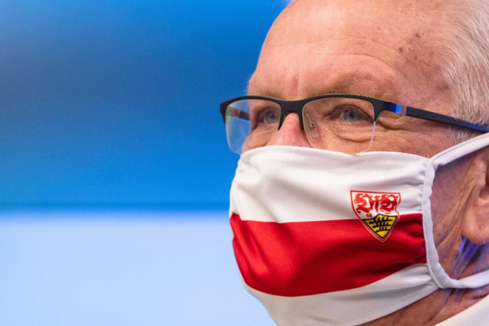 Stuttgart: Kretschmann: Kann kein Fehlverhalten der Stuttgarter Polizei erkennen