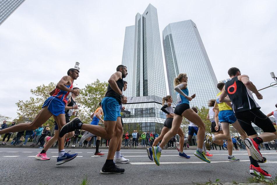 Zuletzt fand der älteste Städtemarathon Deutschlands im Jahr 2019 statt. (Archivfoto)