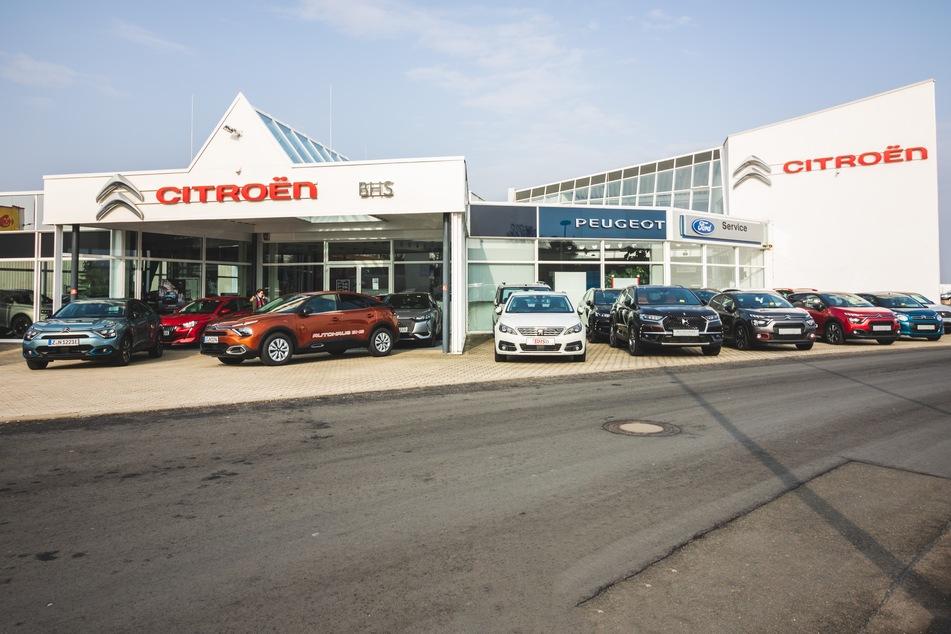 Autohaus verschenkt neues Elektroauto für ein Wochenende