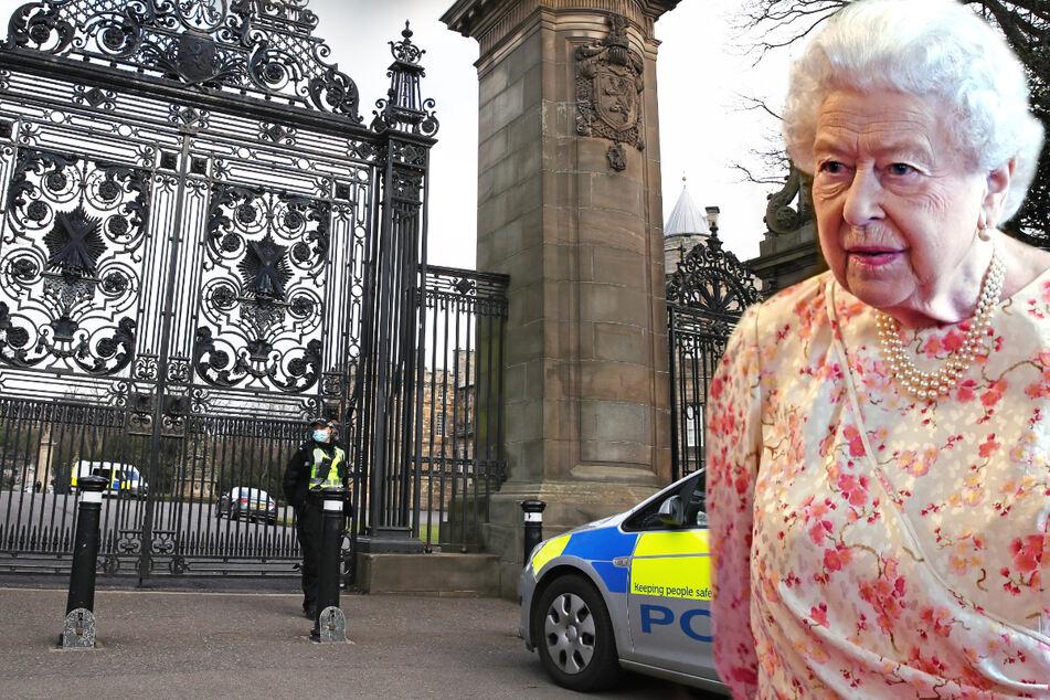 """Sprengstoff in der Queen-Residenz? """"Verdächtiges Objekt"""" gefunden!"""