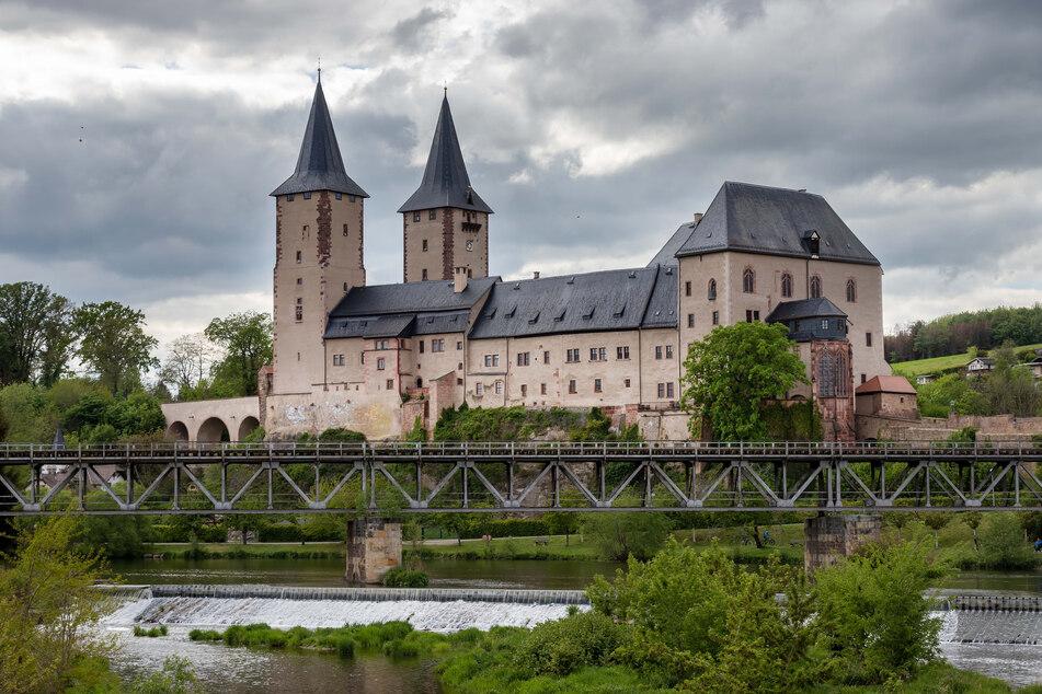 Schloss Rochlitz könnt Ihr bei einer Führung erkunden.