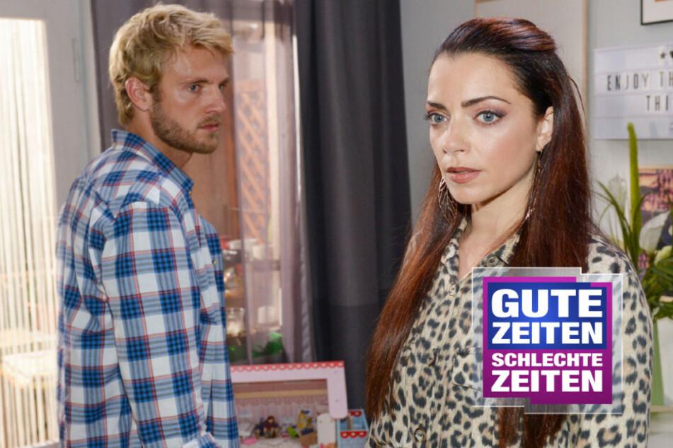 Hat das GZSZ-Drama um Emilys Tochter Kate jetzt ein Ende?