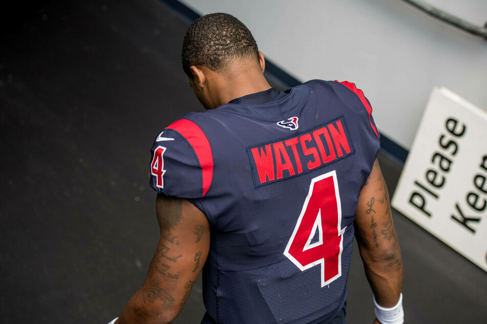 Deshaun Watson is being accused of sexual assault by multiple massage therapists.
