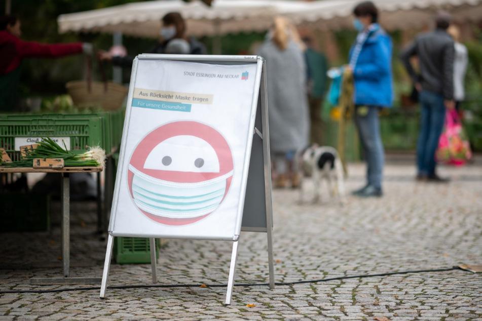 Corona-Situation in Baden-Württemberg bleibt angespannt