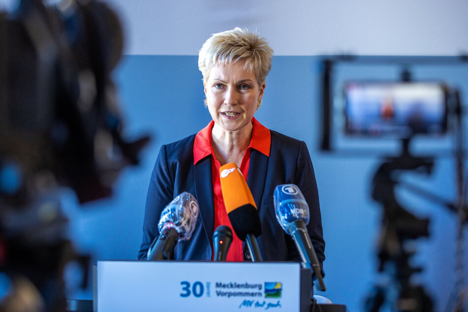 Manuela Schwesig (SPD), Ministerpräsidentin von Mecklenburg-Vorpommern.