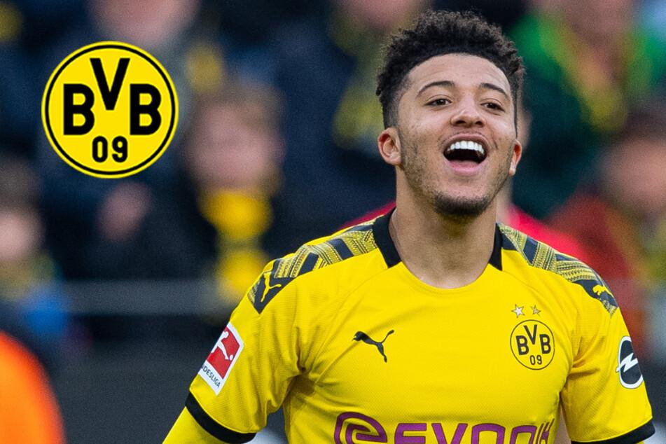 Transfer-Hammer bahnt sich an! BVB-Star Sancho vor Wechsel zu Manchester United