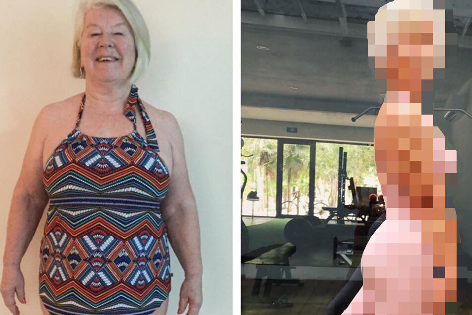 Seventy-four years young: Canadian grandma becomes fitness influencer