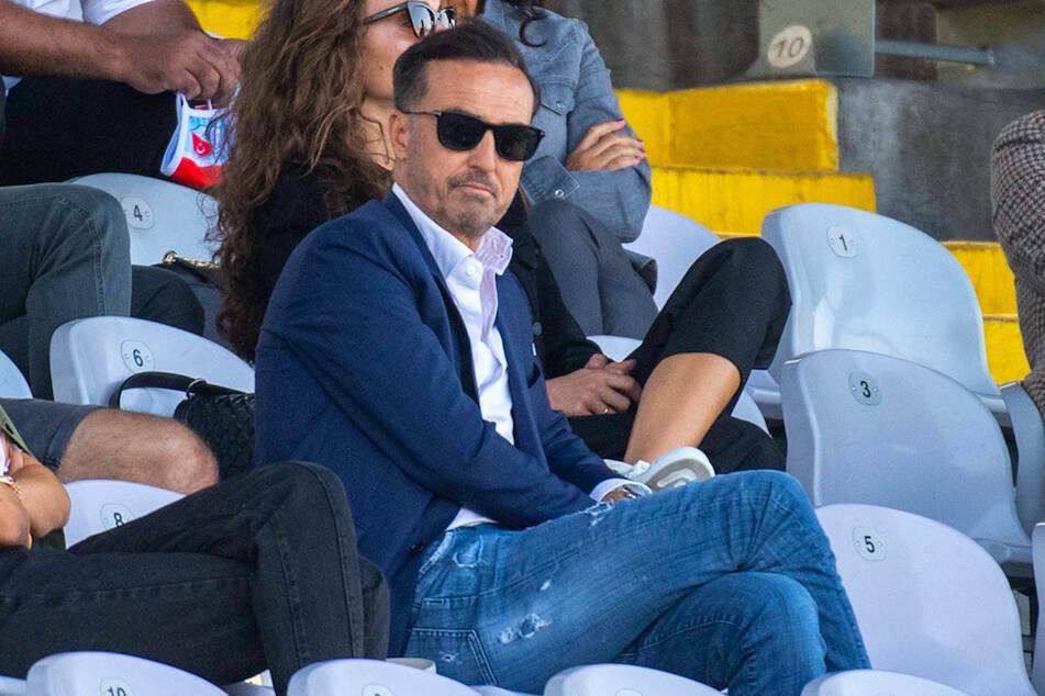 Investor Hasan Kivran (54) zieht sich aus den Geschäften des Fußball-Drittligisten Türkgücü München zurück. (Archiv)