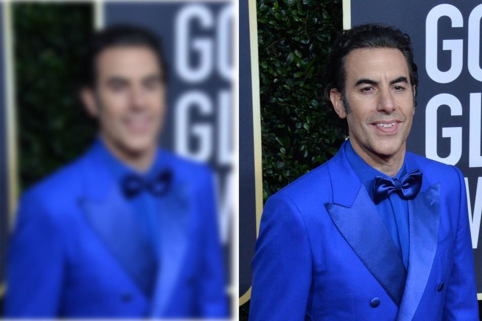 Sacha Baron Cohen sues over not-very-nice Borat cannabis ad