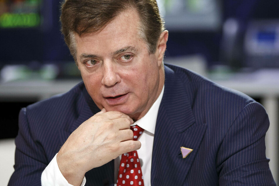 Paul Manafort was Trump's campaign manager before being convicted of tax and banking crimes.