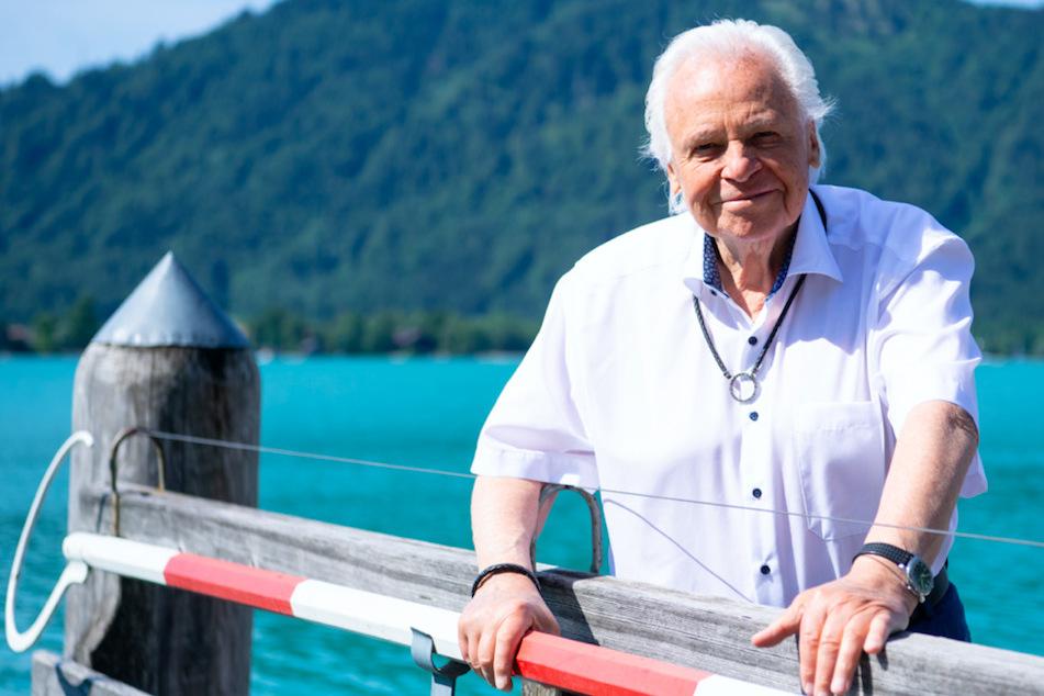 Sternekoch Eckart Witzigmann (79) gilt als einer der weltweit besten Köche.