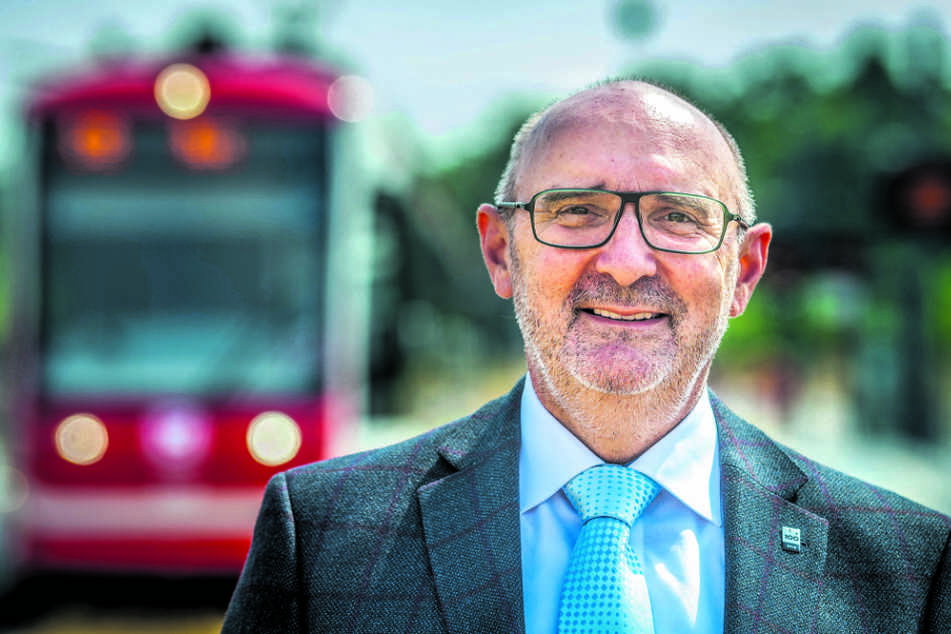 VMS-Chef Harald Neuhaus (63) hat große Pläne.