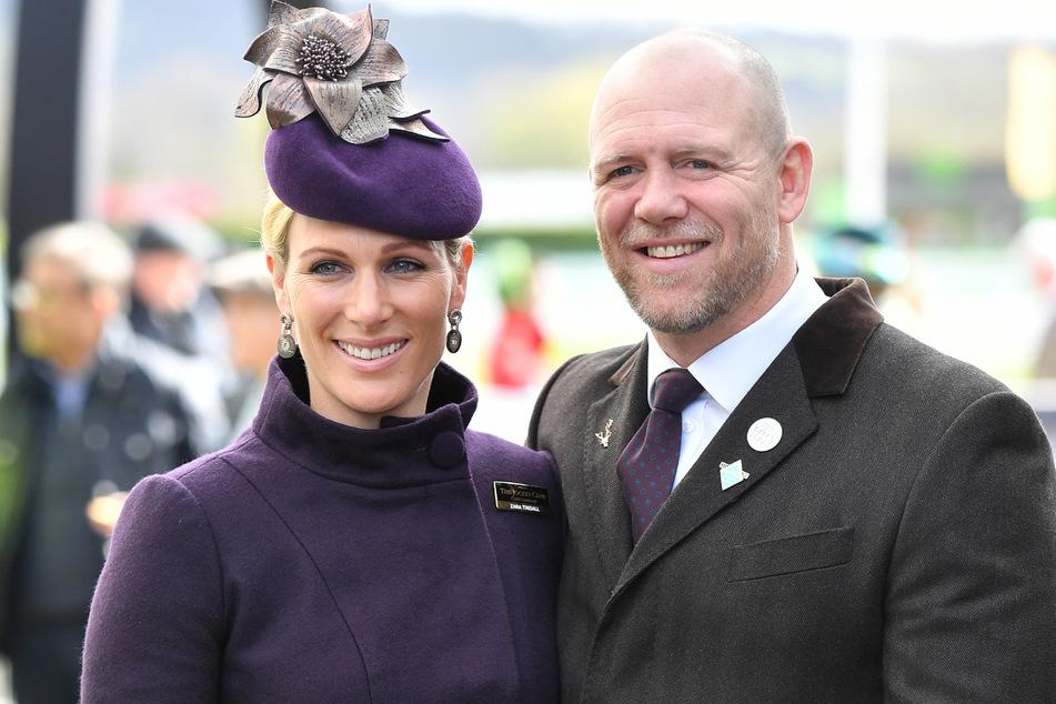 Queen-Enkelin Zara Tindall (39) und Mike Tindall (42) sind erneut stolze Eltern geworden.
