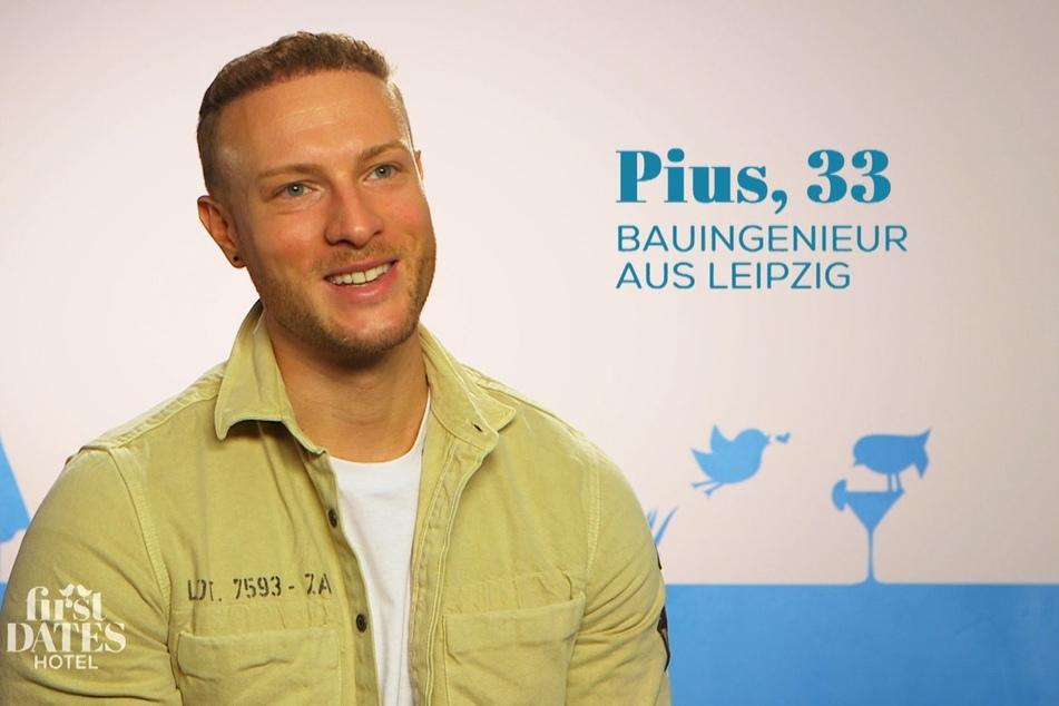 Hat bereits Fernseherfahrung: Bauingenieur Pius Kloos (33).
