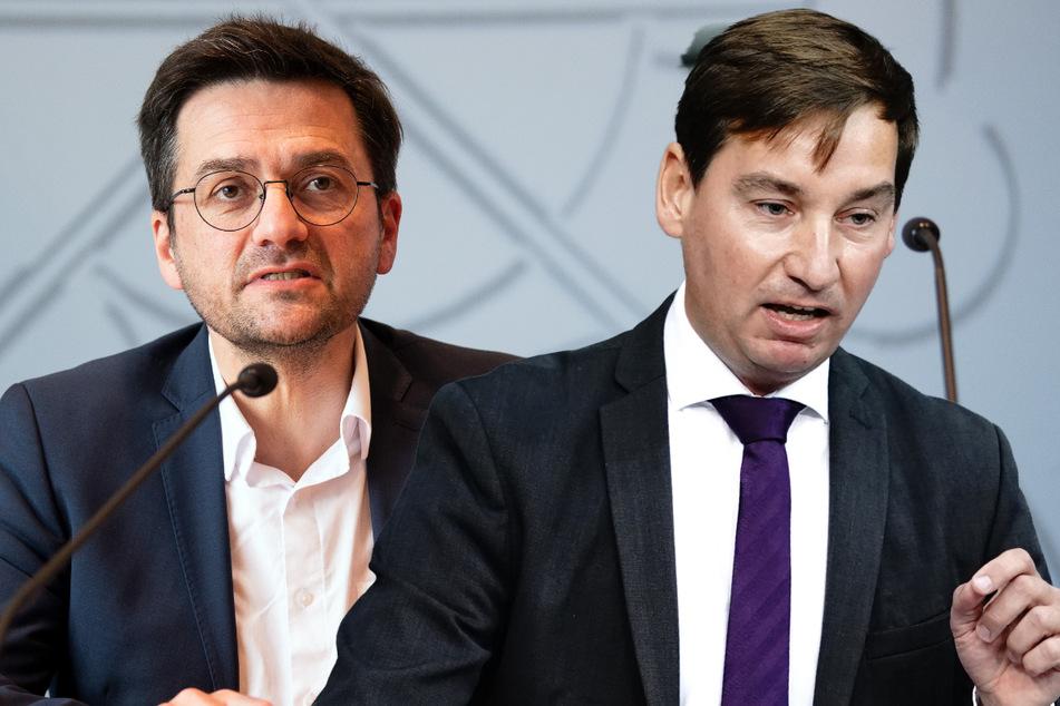 NRW-SPD wählt neuen Vorsitzenden mit 90 Prozent