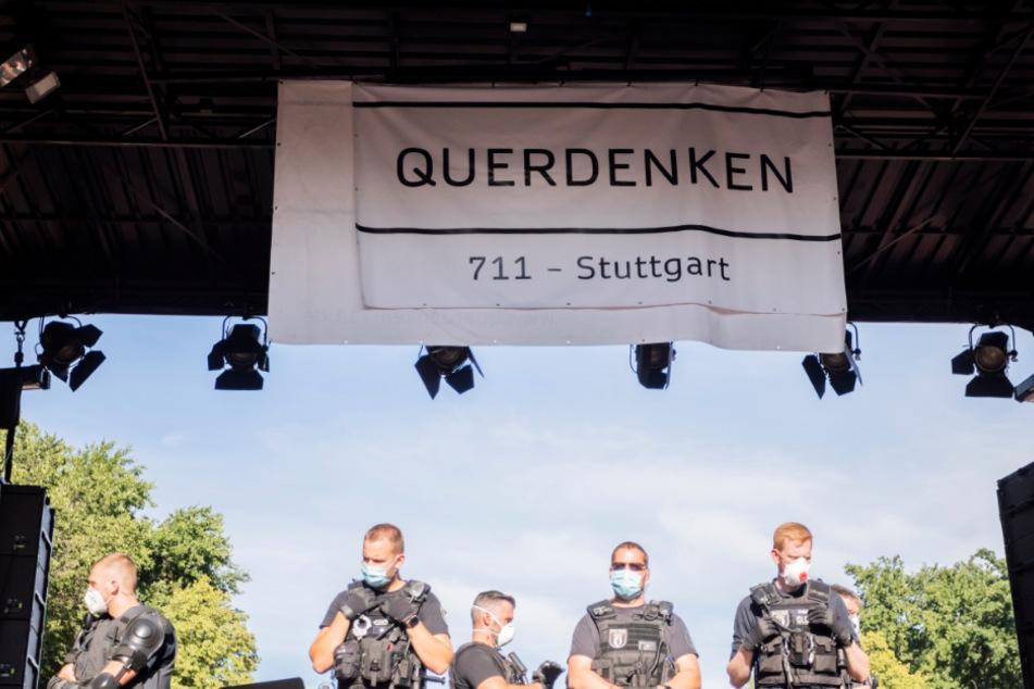 """Streit um """"Querdenken"""": Unternehmen sieht Rechte verletzt"""
