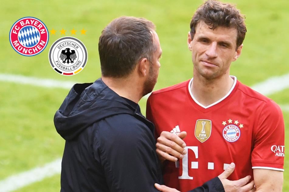 Bayern-Star Thomas Müller spricht über seine Zukunft in der Nationalmannschaft