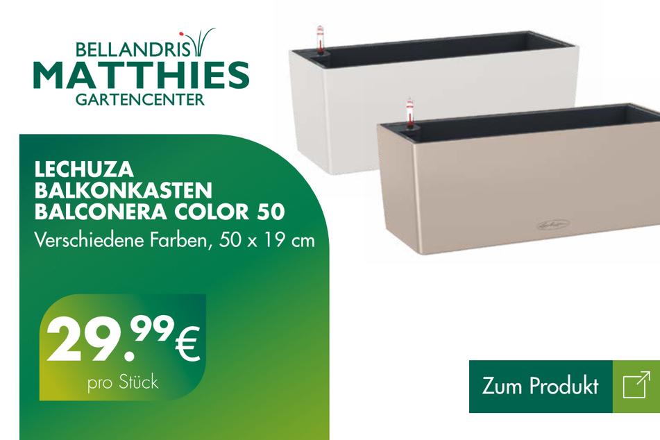 Balkonkasten für je 29,99 Euro