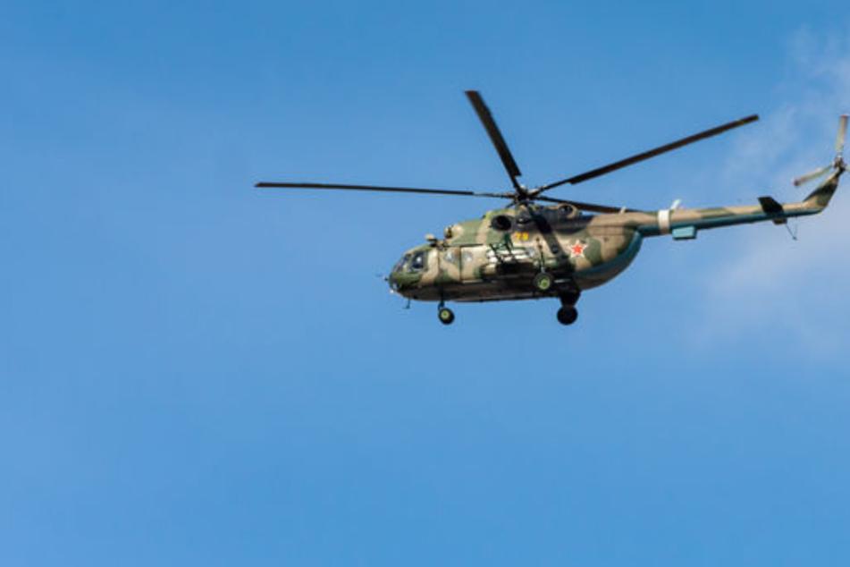 Drei Piloten der Nationalgarde sterben bei Hubschrauberabsturz