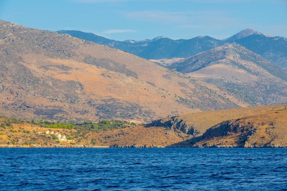 Der Golf von Korinth ist ein beliebtes Urlaubsziel 83 Kilometer westlich von Athen.