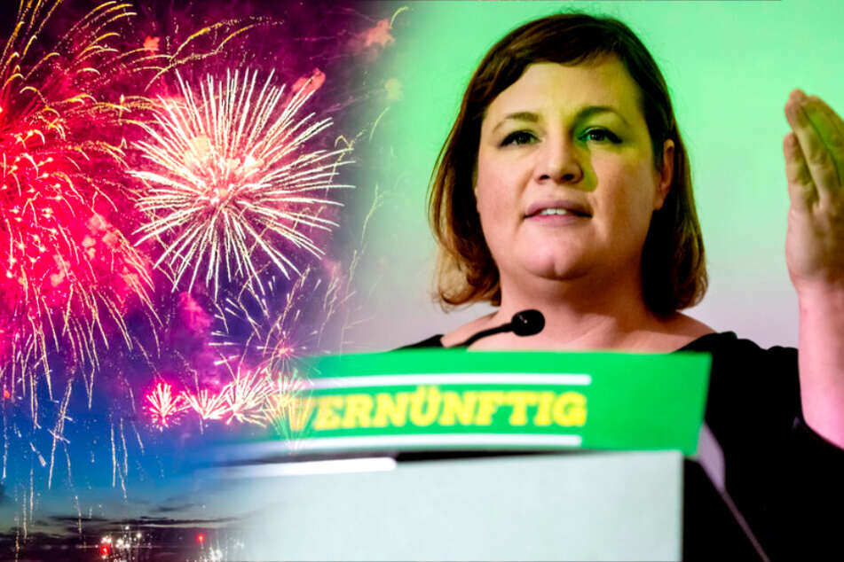 Berliner Grüne fordern: Feuerwerk an Silvester verbieten!