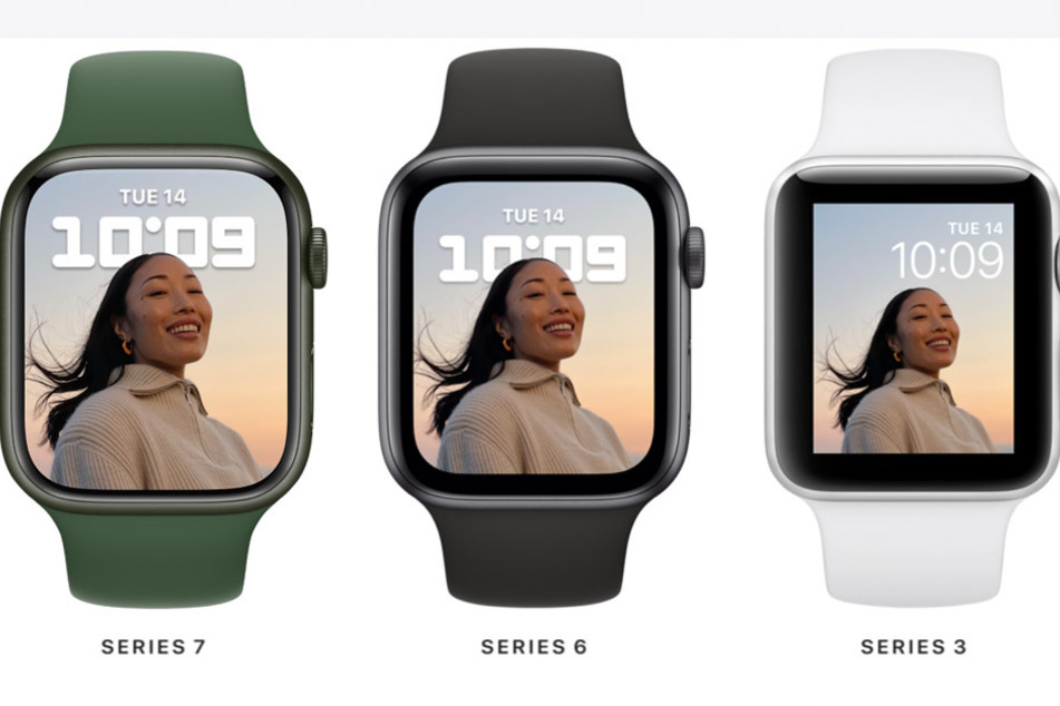The Apple Watch Series 7 has been re-engineered in a multitude of ways, including its size and shape.
