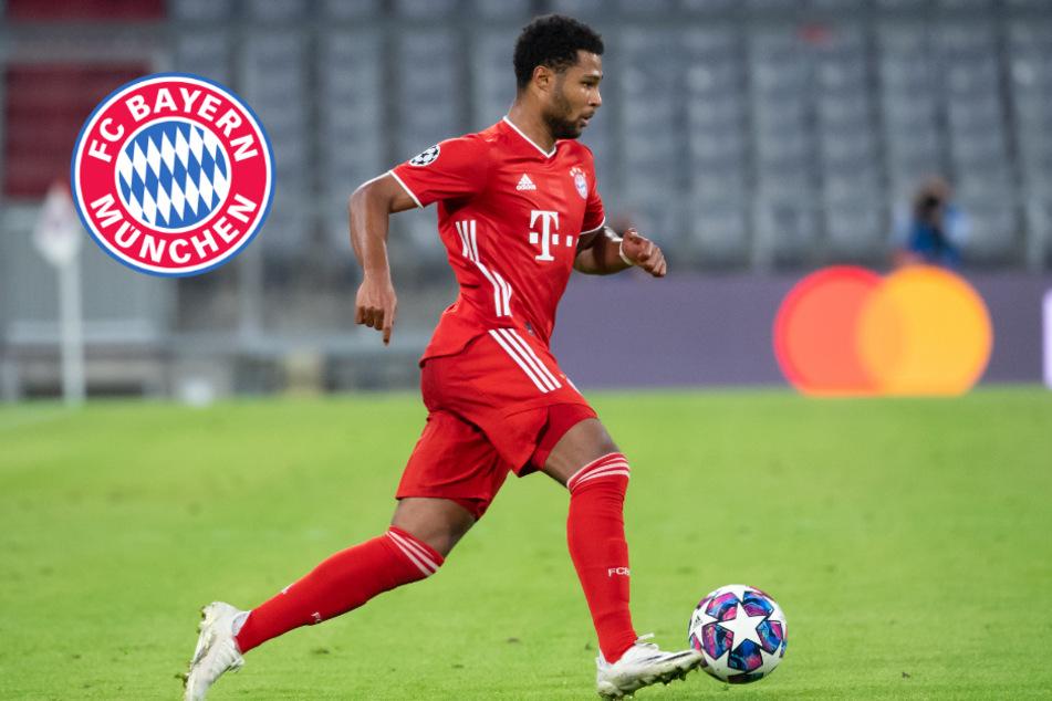 FC Bayern München: Serge Gnabry erhält prominente neue Rückennummer!