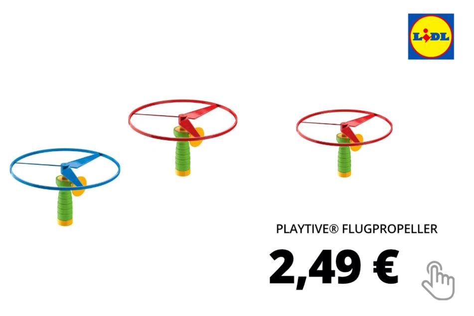 Flugpropeller