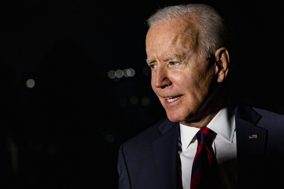 Biden pitches infrastructure plan and faces questions during Cincinnati town hall
