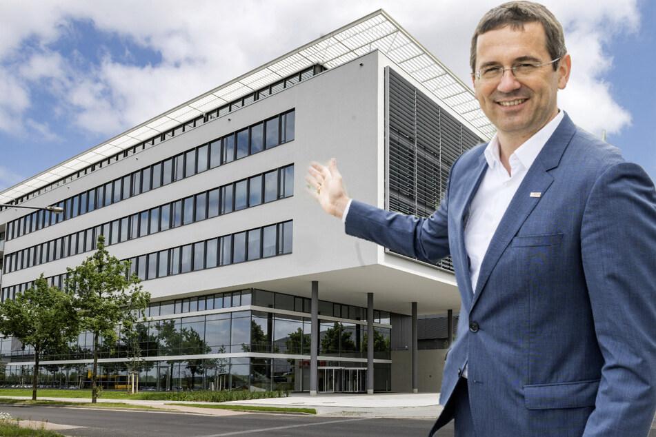 Dresden: Hier wird an der Zukunft geschmiedet: Blick in die neue Bosch-Fabrik