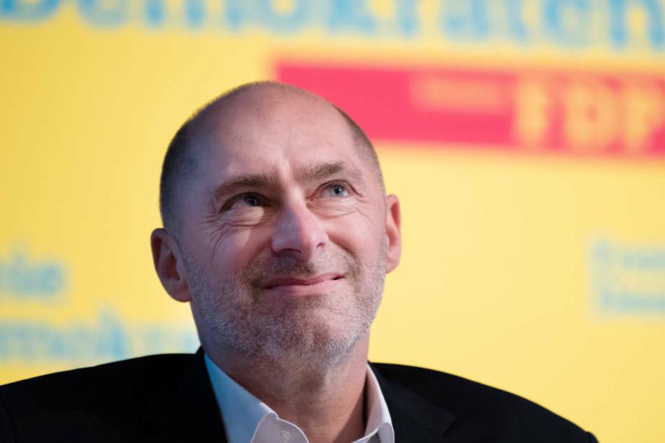 FDP-Fraktions-Chef René Rock (52) fordert einen Muster-Hygieneplan und ein Muster-Konzept als Grundlage für alle hessischen Kitas (Archivbild).