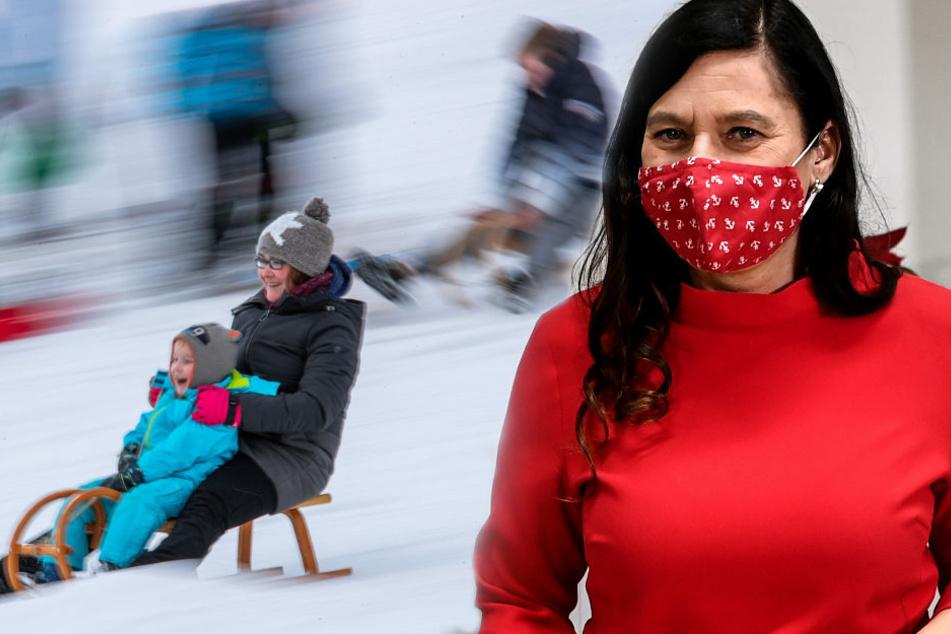 Sandra Scheeres (50, SPD) hat am Dienstag die Einrichtung einer Winterschule in Berlin während der Winterferien im Februar angekündigt. Das Projekt soll bis zu 4400 Schülern zugutekommen, die pandemiebedingte Lernrückstände aufweisen.