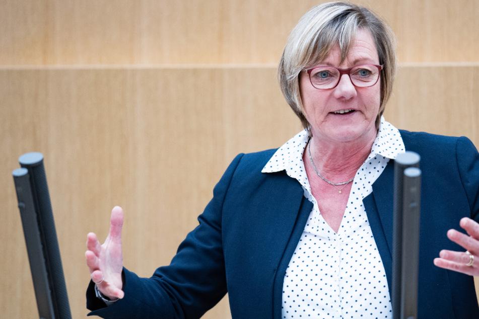 Baden-Württembergs Finanzministerin Edith Sitzmann (57, Grüne).