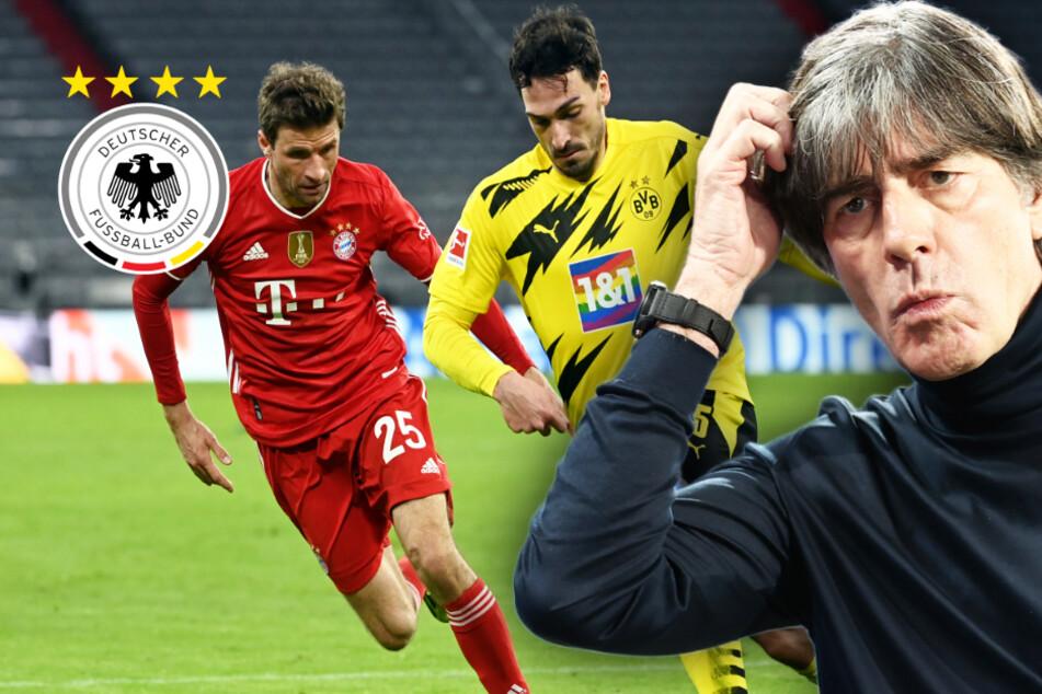 DFB-Comeback von Müller und Hummels schon beschlossen? Das sagt Löw dazu