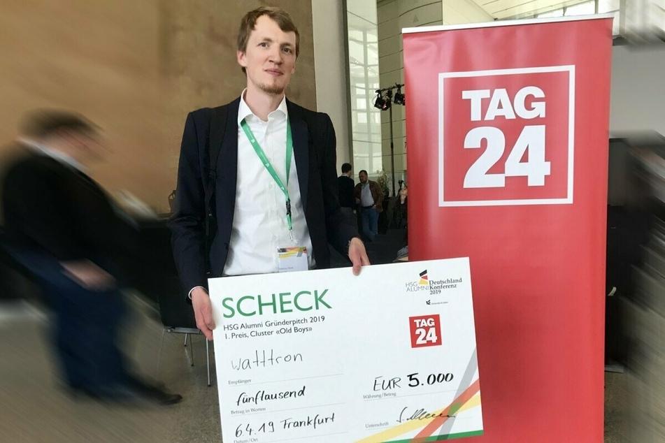 Gründerpitch in Berlin: 30.000 Euro Preisgeld